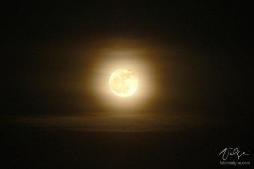 Promesse d'abondance - première pleine Lune du printemps 2006