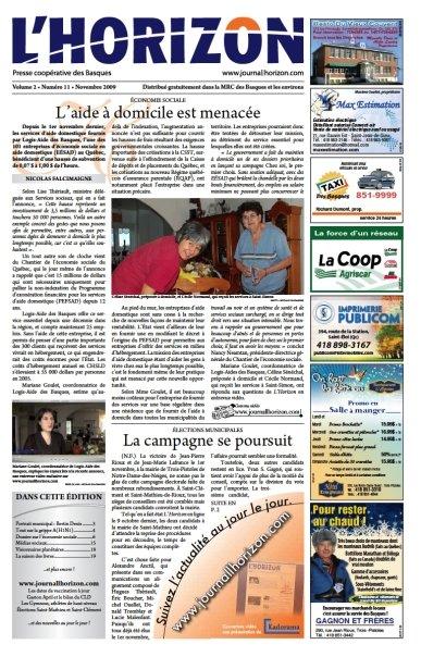 Le texte a d'abord été publié dans L'Horizon, presse coopérative des Basques