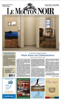 Le texte a d'abord été publié dans la série Séjour au Pays Basque du journal Le Mouton NOIR